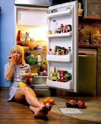 Що можна їсти і пити перед сном