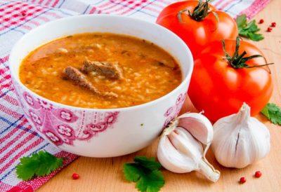 Рецепт харчо по-грузинськи покроково