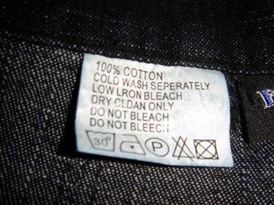 Що означають символи для прання на бирках  Розшифровка значків на ярликах  одягу 8a38b736b68e6