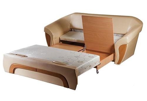 Розкладання дивана софи