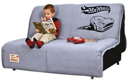 Дитячий диван акордеон