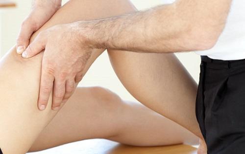 Лікувальний масаж після зняття гіпса