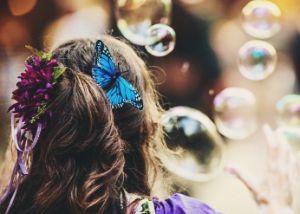 плями від мильних бульбашок