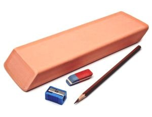 Чим відіпрати олівець