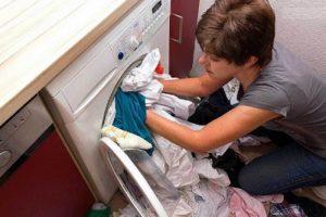 Не працює віджим в пральній машині