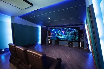 Hi-End кінотеатр